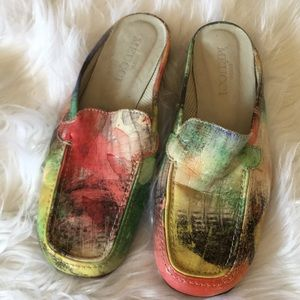 Sesto Meucci Loafers Women's Size 5 Slip On Shoes